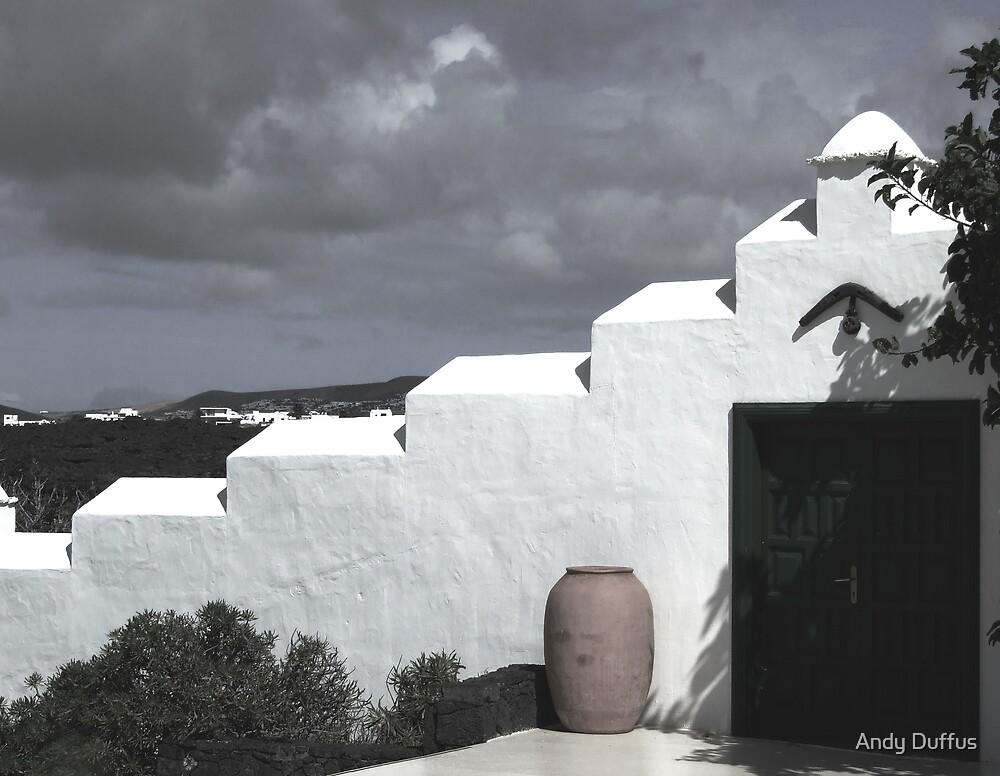Hacienda Gateway by Andy Duffus