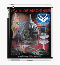 The Punk Rock Machines iPad Case/Skin