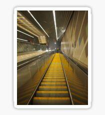 Dallas - City Place / Uptown Metro Station Sticker
