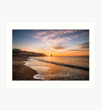 Freshwater Bay Sunrise Art Print