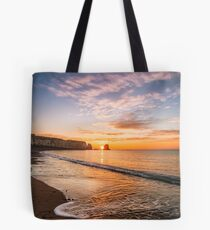 Freshwater Bay Sunrise Tote Bag