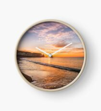 Freshwater Bay Sunrise Clock