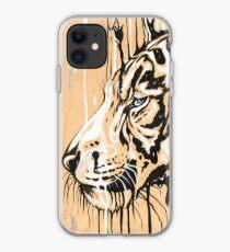India Ink  iPhone Case
