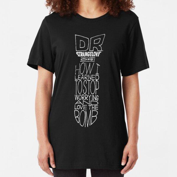 Dr. Strangelove - Doctor Strangelove - Kubrick Slim Fit T-Shirt