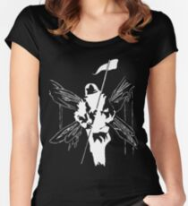 Linkin Park Hybrid Theory - [LP] design Women's Fitted Scoop T-Shirt