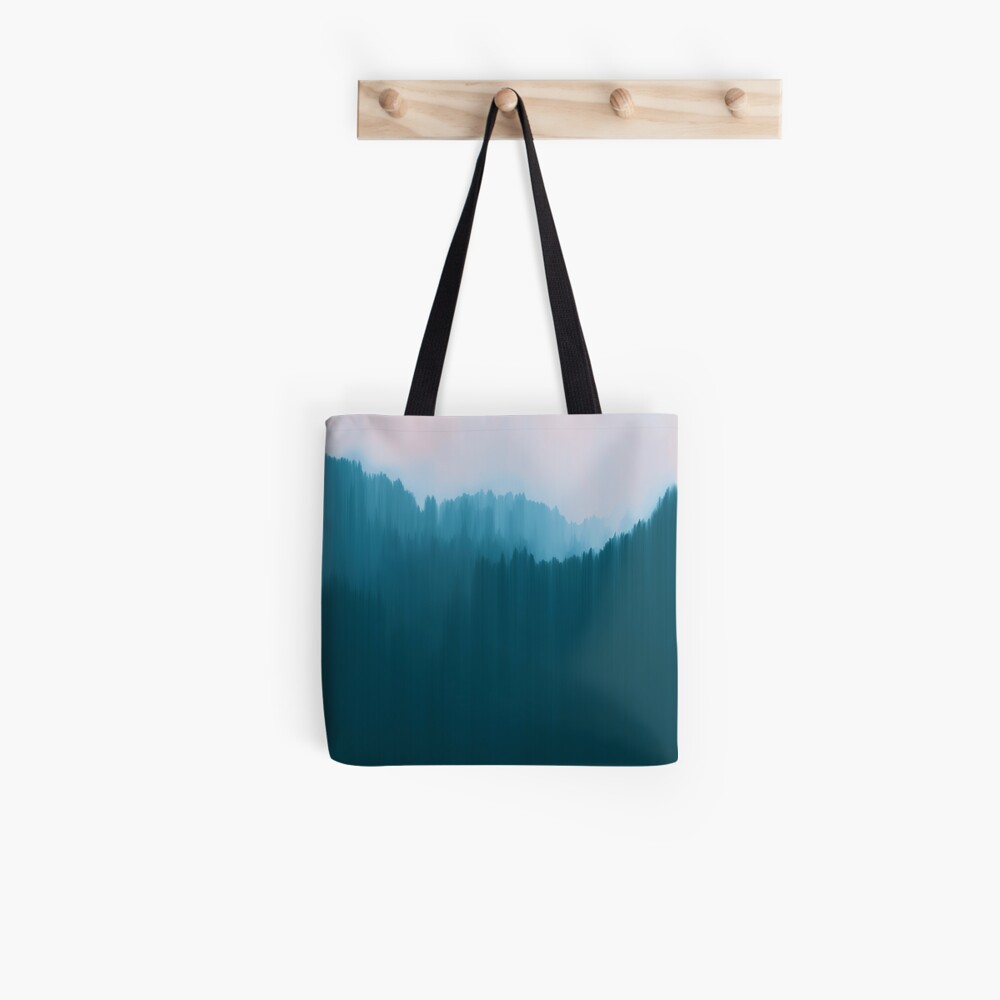 Who Knows Where the Time Goes? Tote Bag