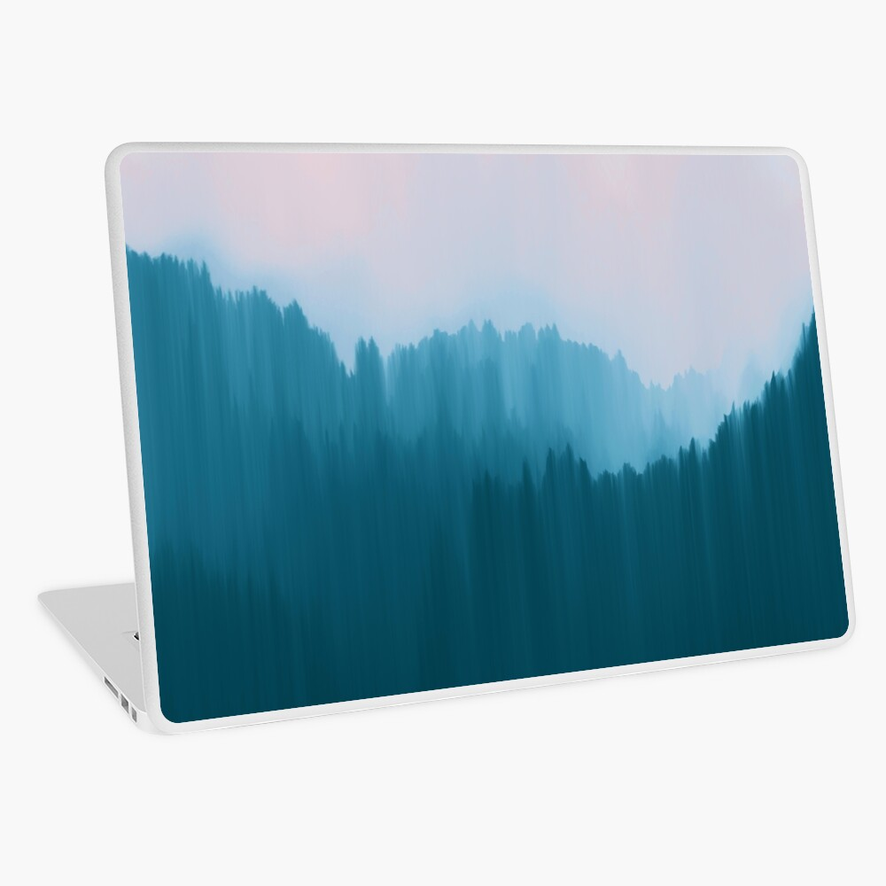 Who Knows Where the Time Goes? Laptop Skin