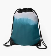 Who Knows Where the Time Goes? Drawstring Bag
