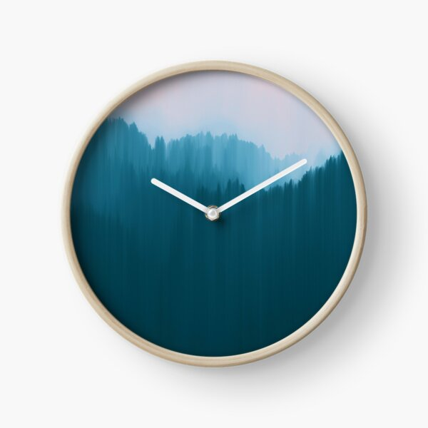 Who Knows Where the Time Goes? Clock
