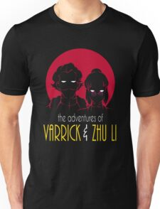 The Adventures of Varrick & Zhu Li Unisex T-Shirt