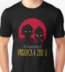 The Adventures of Varrick & Zhu Li T-Shirt