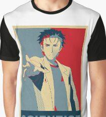 Steins Gate Graphic T-Shirt