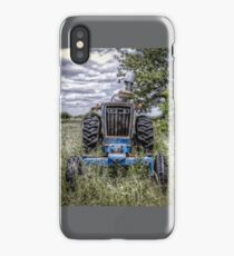 Old Ford Tractor iPhone Case/Skin