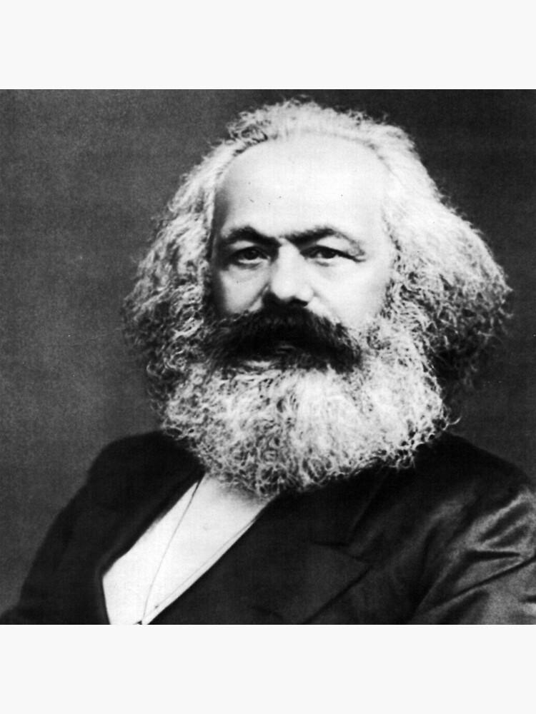 Karl Marx by Memesense