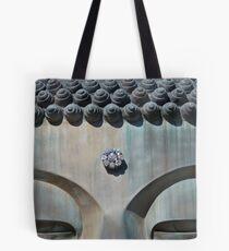 The great Buddha of Seoraksan Tote Bag