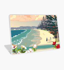 Orewa Beach, New Zealand Laptop Skin
