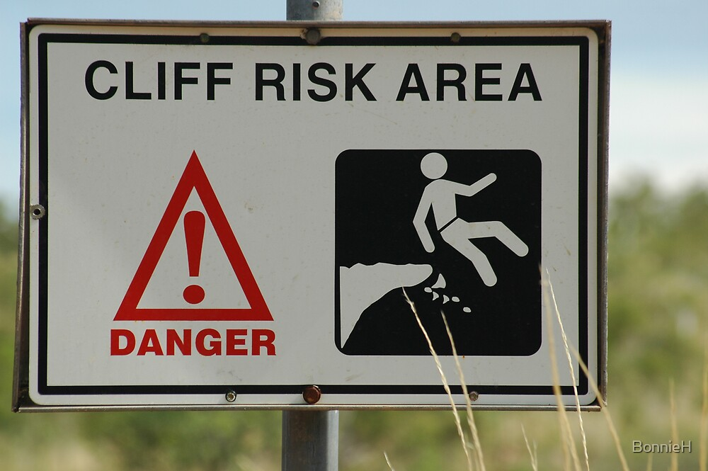 Danger sign! by BonnieH
