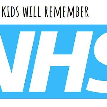 NHS Political Design  by jigglypuffsarah