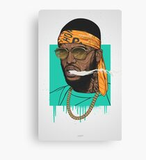 Dave East  Canvas Print