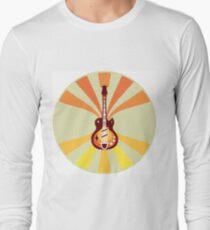 Guitar Pop Art T-Shirt