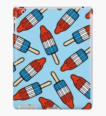 Rocket Popsicle Pattern iPad Case/Skin