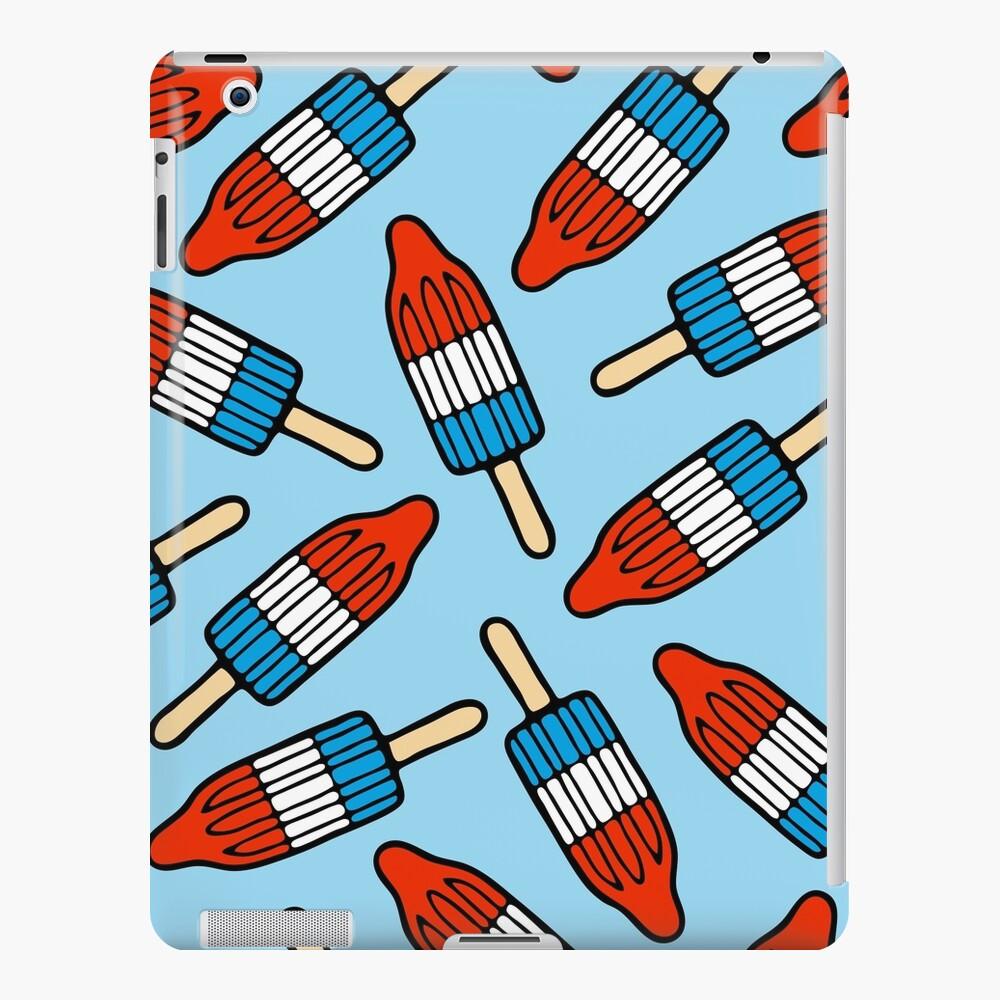 Rocket Popsicle Pattern iPad Case & Skin