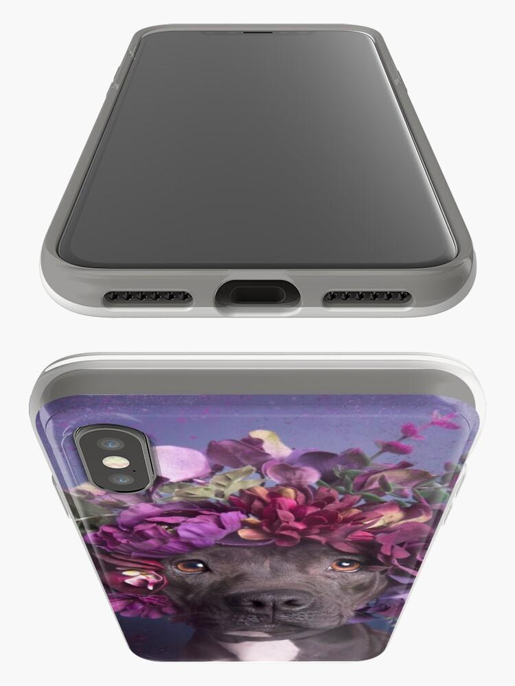 Alternative Ansicht von Flower Power, Arie iPhone-Hülle & Cover