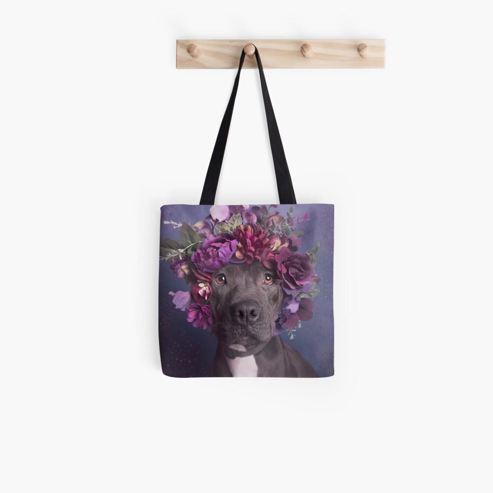 Flower Power, Arie Tote Bag