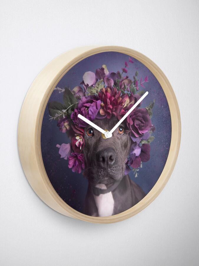 Alternative Ansicht von Flower Power, Arie Uhr