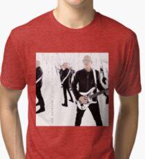 joe satriani what happen live Tri-blend T-Shirt