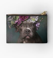 Flower Power, Tater Tot Studio Pouch