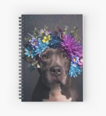Flower Power, Destiny Spiral Notebook