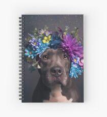 Flower Power, Destiny Spiral Notebook