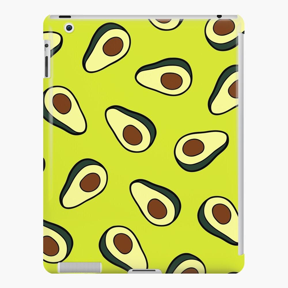 Avocado Pattern iPad Case & Skin