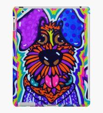 Floyd Dog Design Airedale Sealyham Wheaton Terrier Lakeland Irish Schnauzer Scottish  iPad Case/Skin