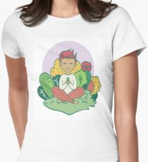 character meditate in nature T-Shirt