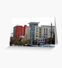 Architecture In Wilmington Greeting Card