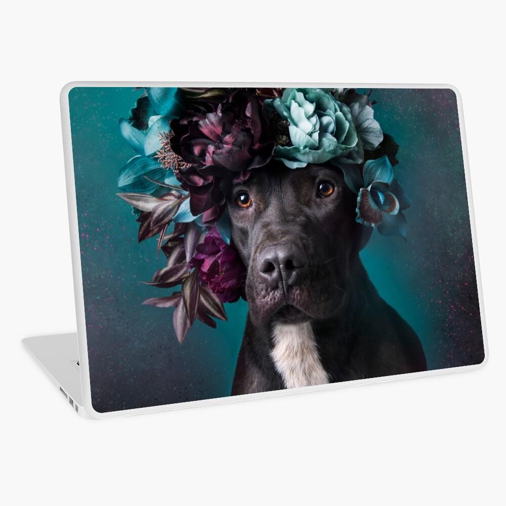 Flower Power, Aden Laptop Folie