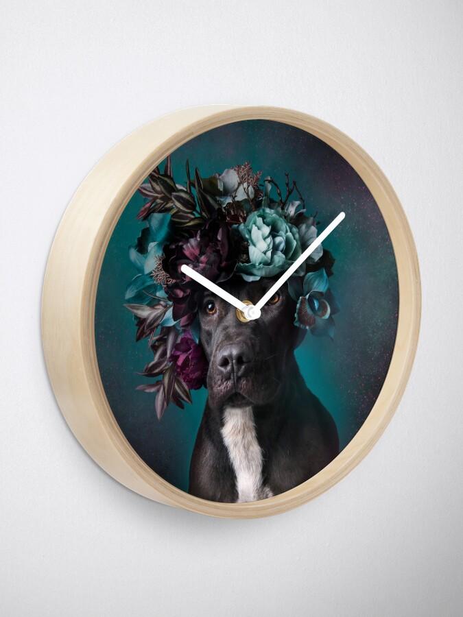Alternative Ansicht von Flower Power, Aden Uhr