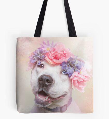 Flower Power, Cali Tote Bag