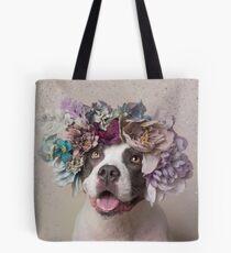 Flower Power, Nakita Tote Bag