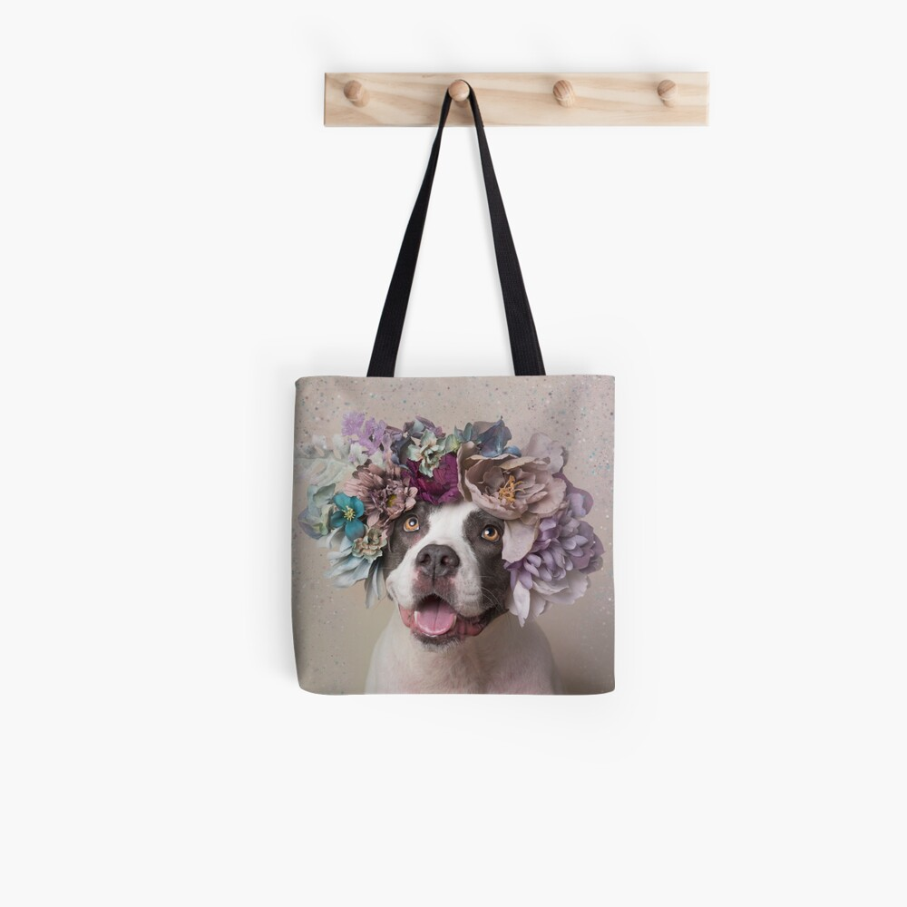 Flower Power, Nakita Tote Bag
