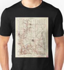 USGS TOPO Map Illinois IL Sullivan 309988 1940 62500 T-Shirt