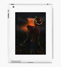 Lebender Kürbis iPad-Hülle & Klebefolie