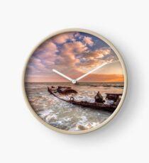 Shipwreck SS Carbon Clock