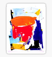Positive Thinking - Oil Painting Sticker