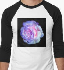 pretty colored rose 2 11/18/17 Baseball ¾ Sleeve T-Shirt