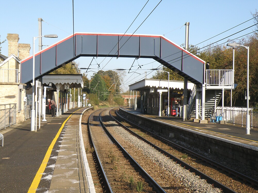 Newport Station, Essex - South Side by NewportGallery