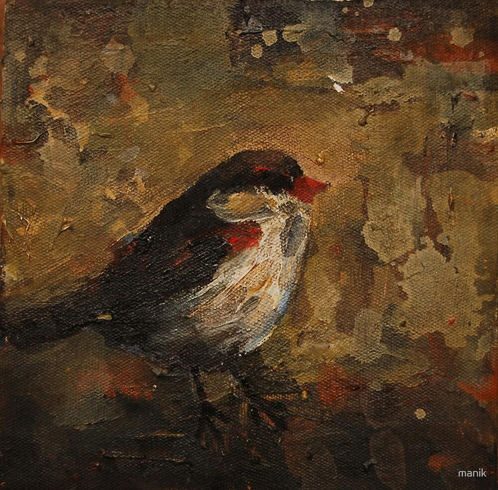 bird 03 by manik