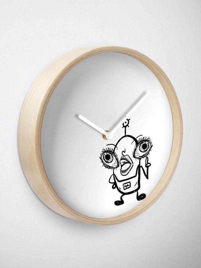 Vista alternativa de Reloj Escucha